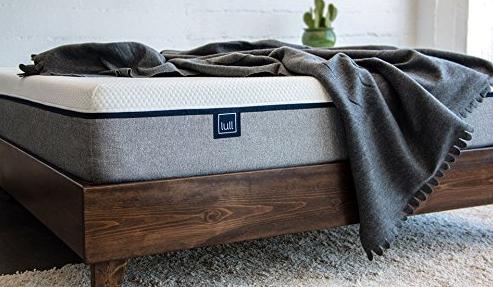 lull mattress back pain