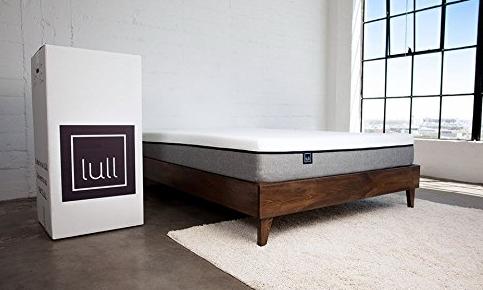 lull mattress warranty