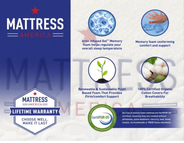 mattress america company