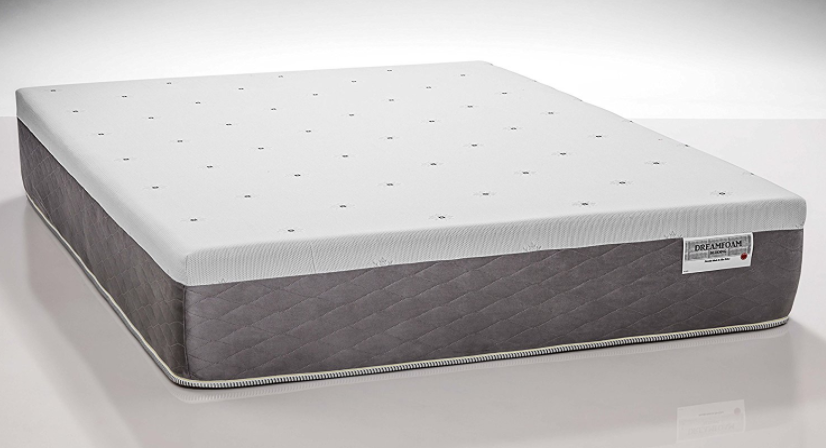 dreamfoam memory foam mattress