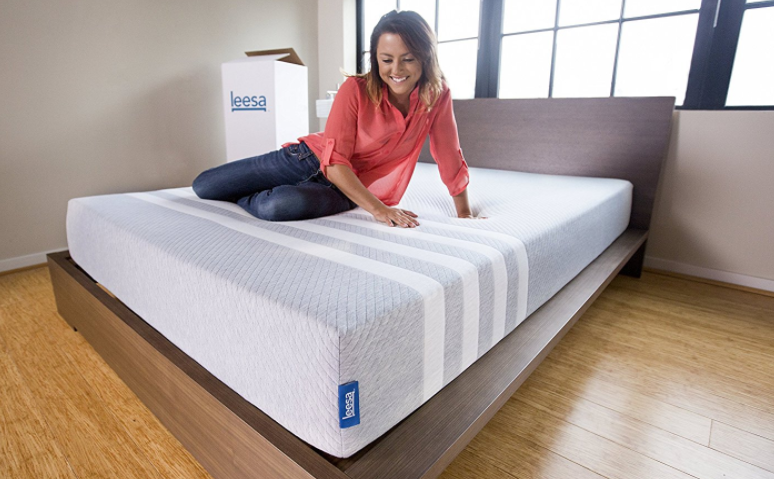 leesa mattress blanket review