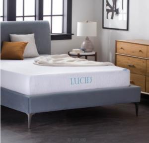 lucid mattress for back pain