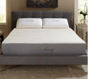 nature sleep mattress for back pain
