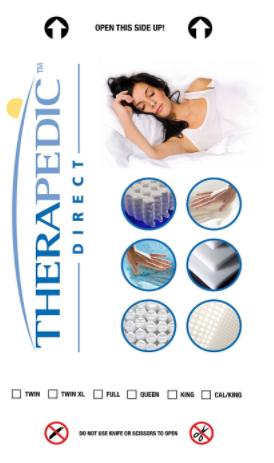 therapedic review