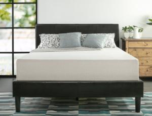 zinus mattress for back pain