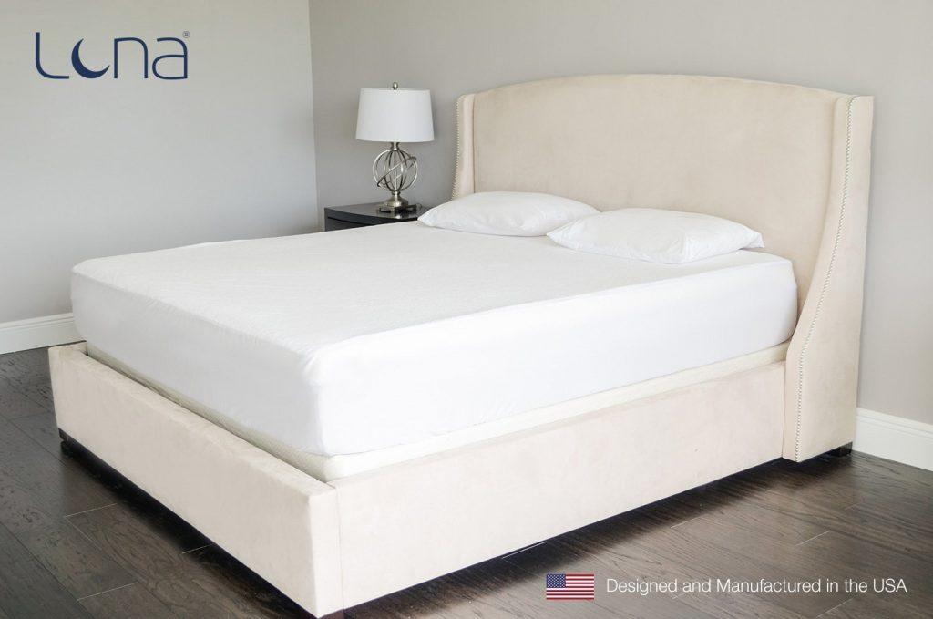 luna mattress protector