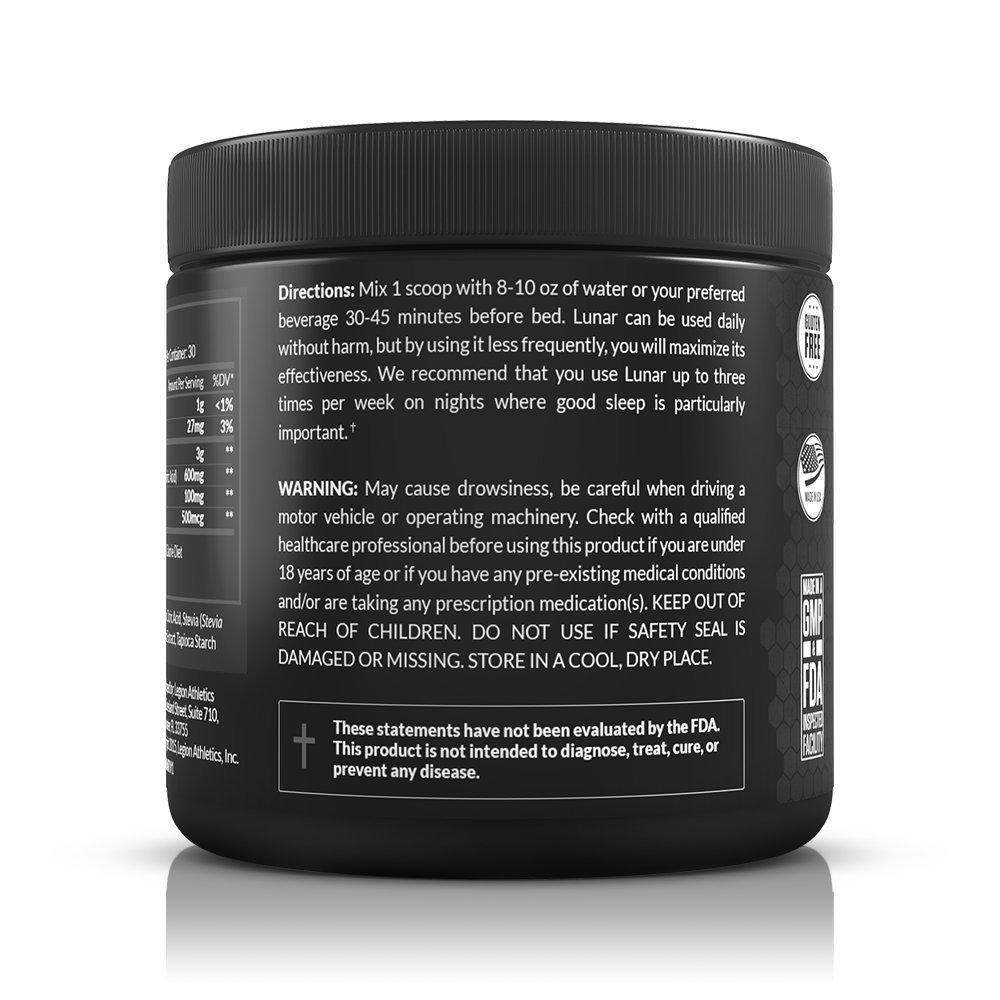 lunar sleep aid ingredients