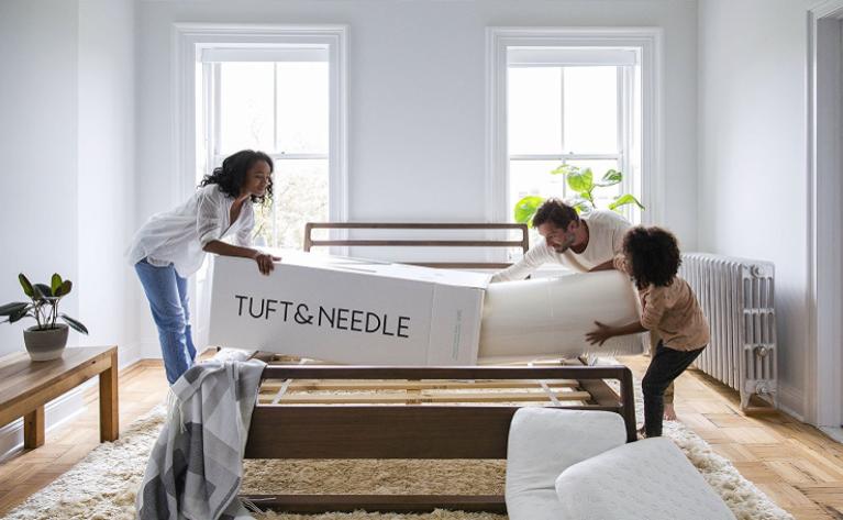 zinus vs tuft needle mattress
